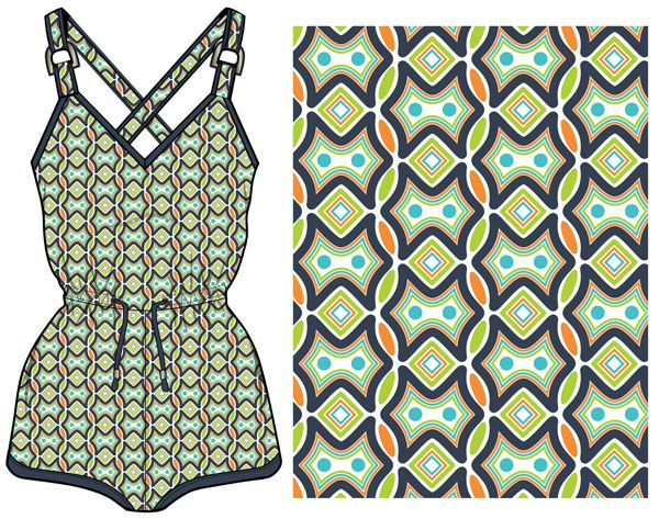 How to use the Pattern Making Tool in Illustrator