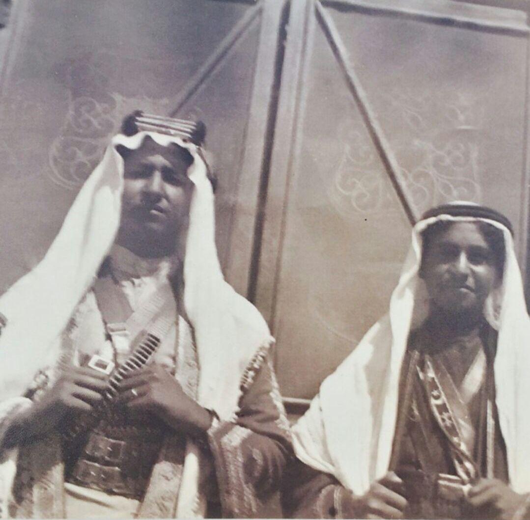 مشعل وأحمد اولاد الشيخ عجيل الياور