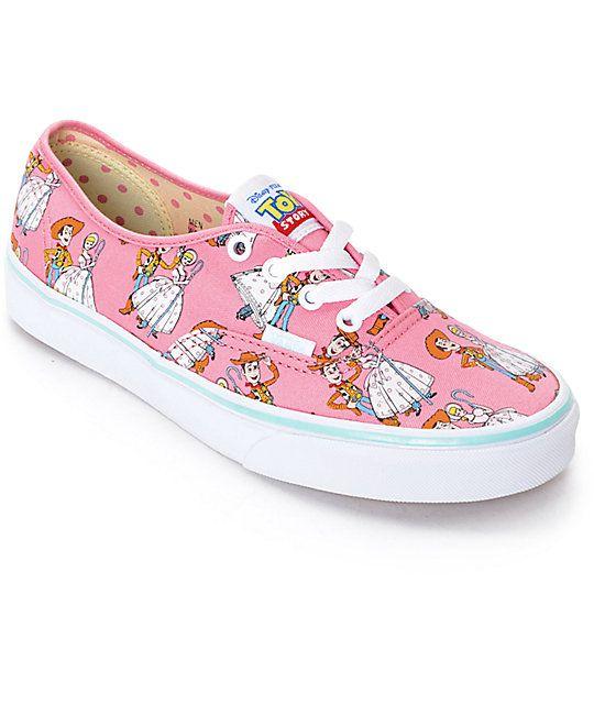 van shoes for women