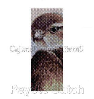 Peyote PatternMERLINBeaded Peyote Bracelet by CajunsDesignPatternS, $6.50