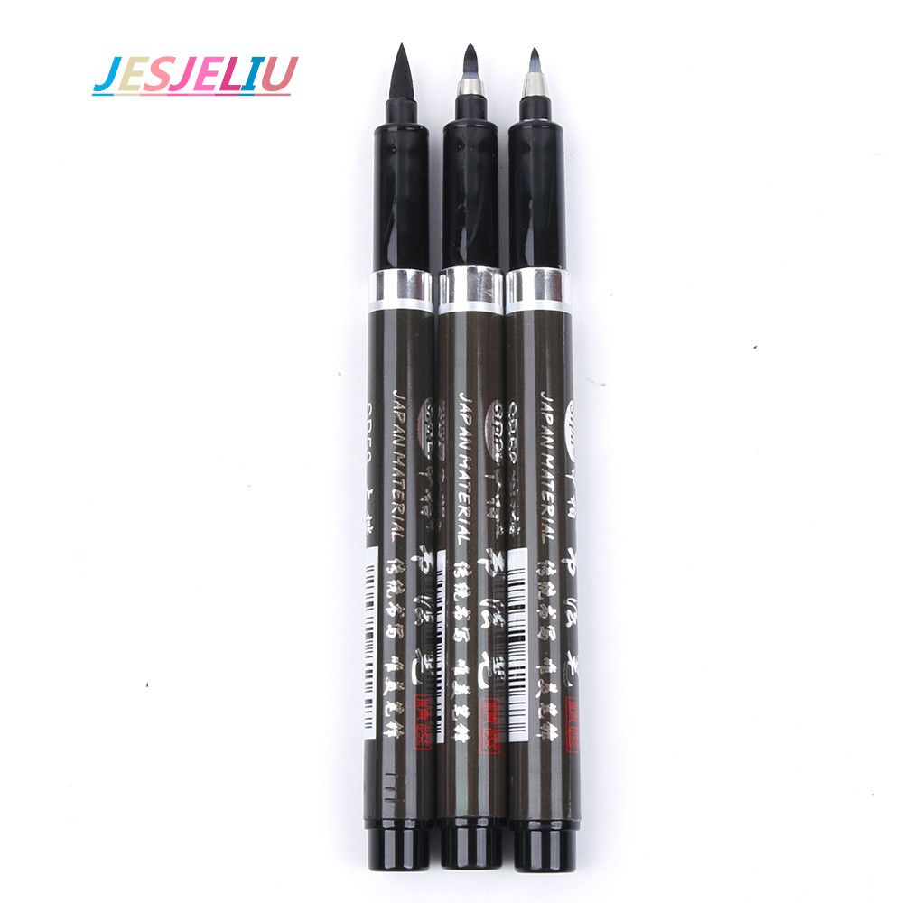 4 Artist Pen Black Liner Set FABER-CASTELL Marqueurs