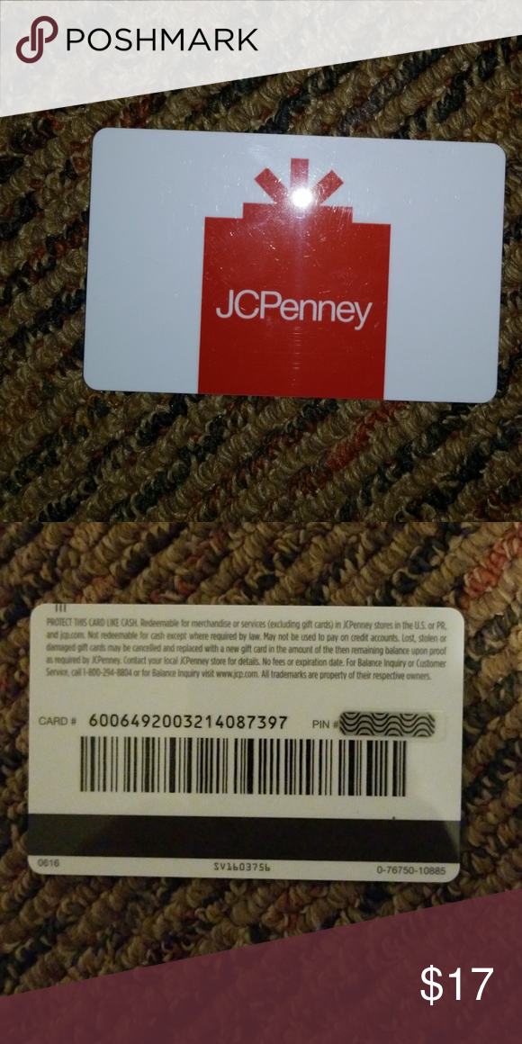 Jcpenney 25 Gift Card Balance Of I Realize There S No Way To