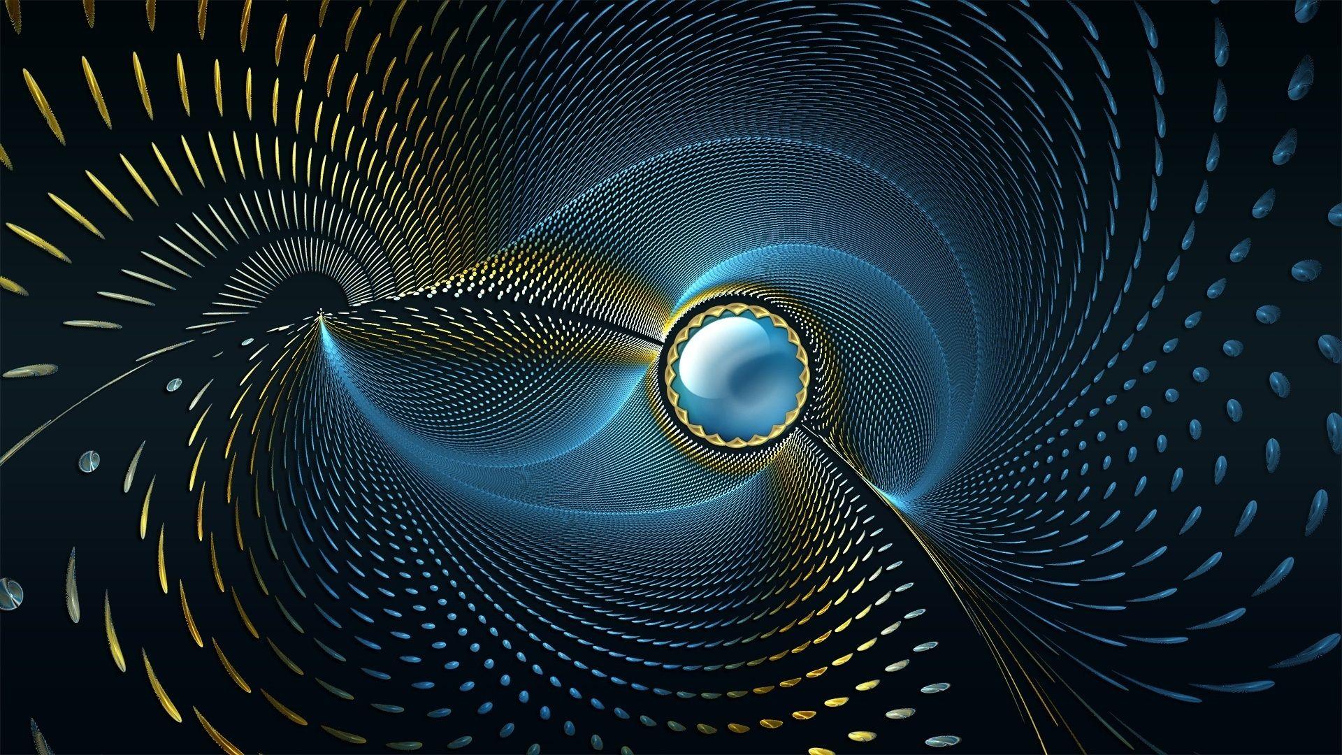 Cgi 3d Abstract Fractal Wallpaper Absztrakt Fraktalok Kepek