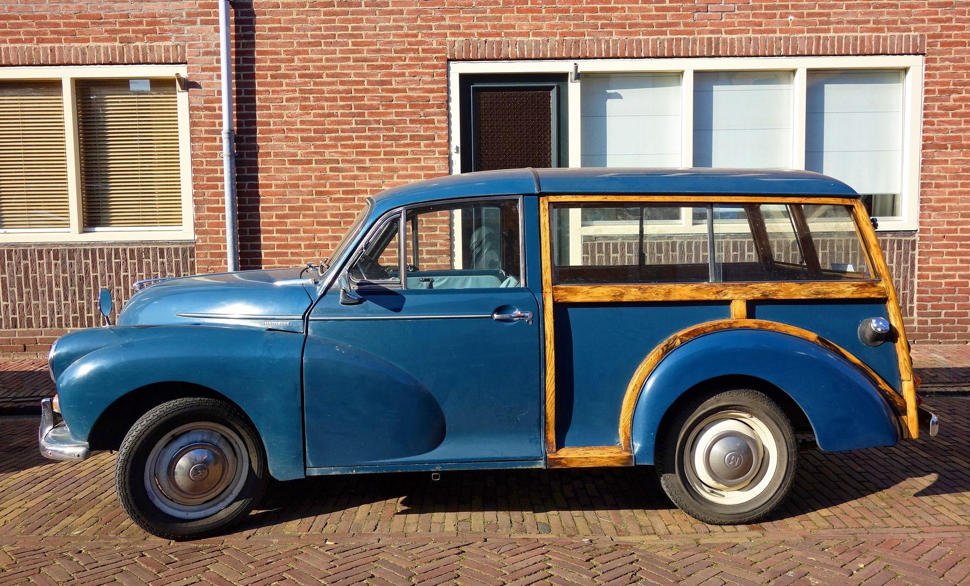 Morris Minor 1000 Traveler \'66. #cars #caraccessory #classiccars ...