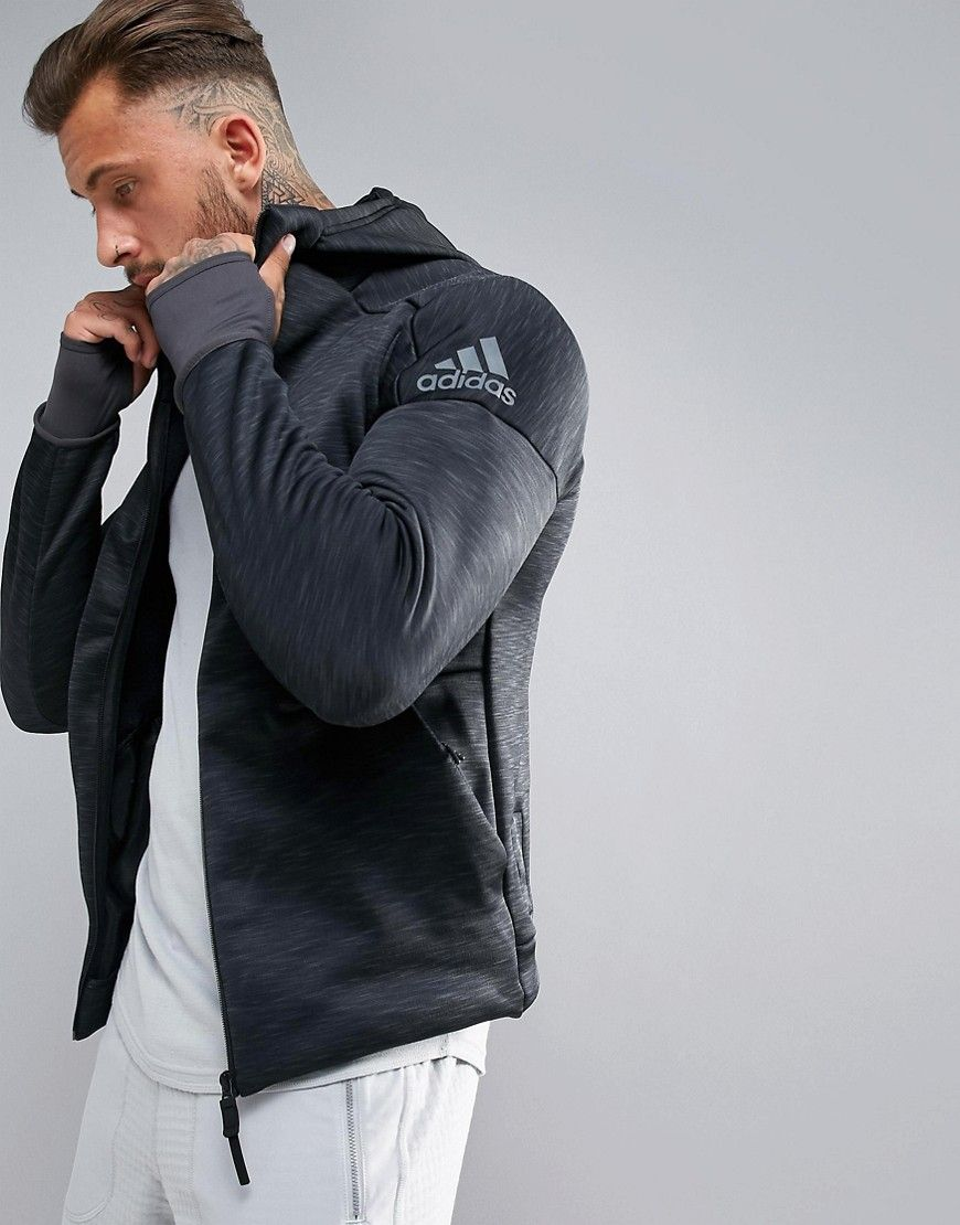 Get This Adidas S Hooded Sweatshirt Now Click For More Details Worldwide Shipping Adidas Training Zne Climaheat Hood Gym Wear Men Mens Outfits Adidas Outfit [ 1110 x 870 Pixel ]