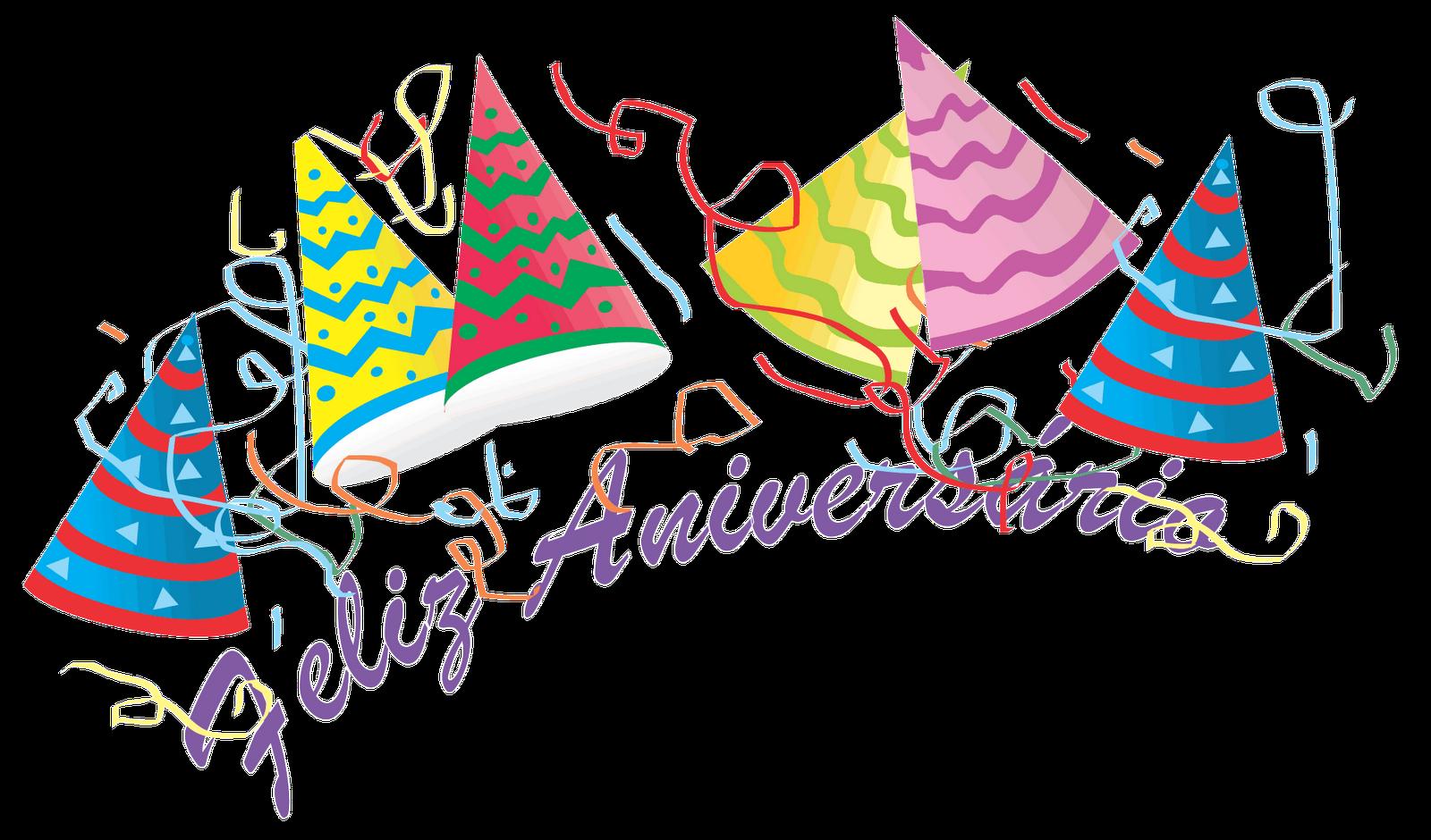 Feliz Aniversario En Espanol: Pin De 🐱Lu 🐱 A. 🐱 En Vectores Cumple