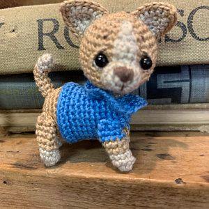 Many Seven Things: Mini Bear Amigurumi Crochet Pattern | 300x300