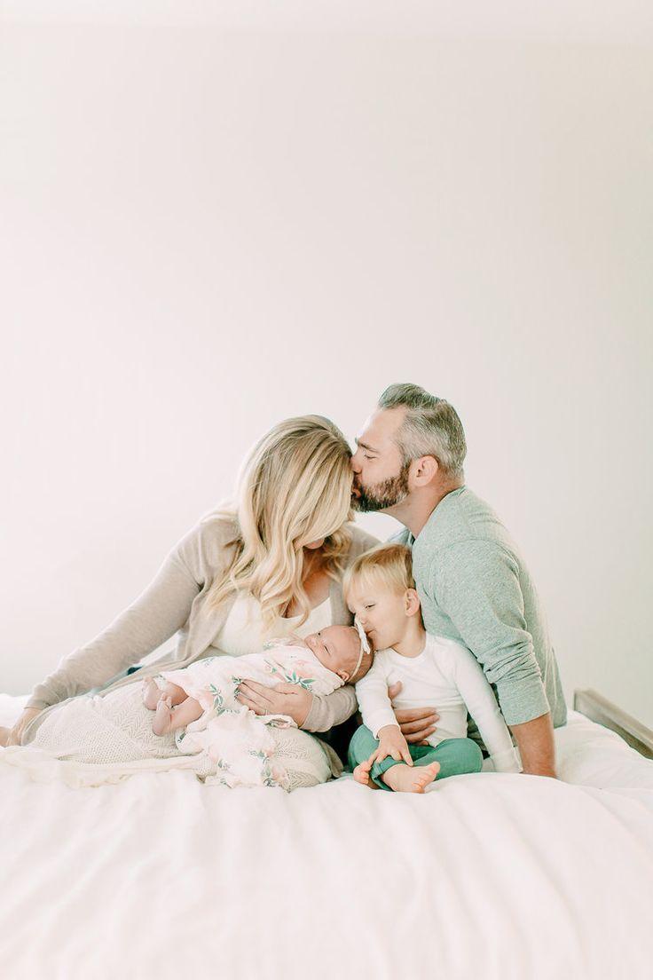 süßes Famiienfoto