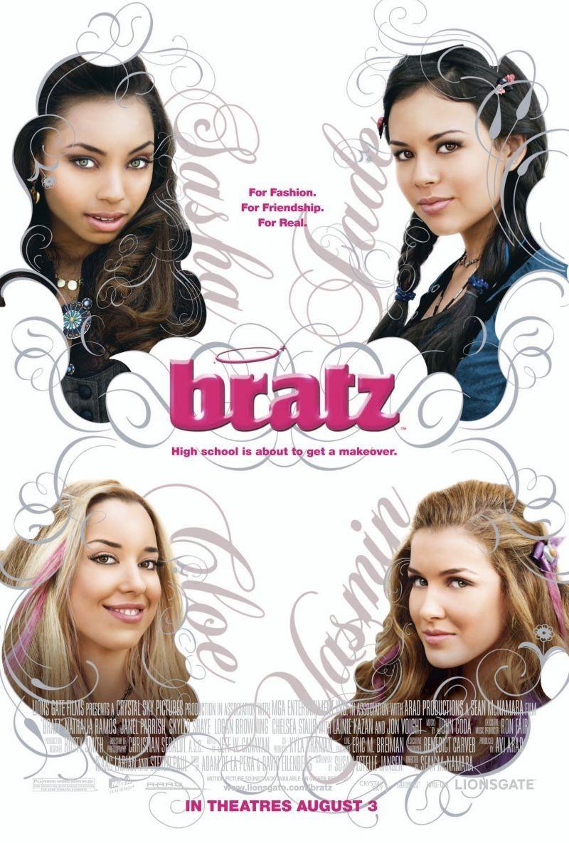 Bratz 2007 Komedie Film Vintage Barbie Monster High
