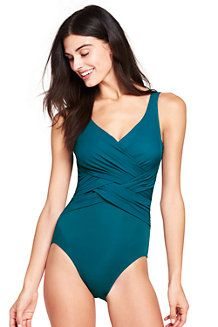 72c9ffbf3c Women s Slender Wrap One-piece