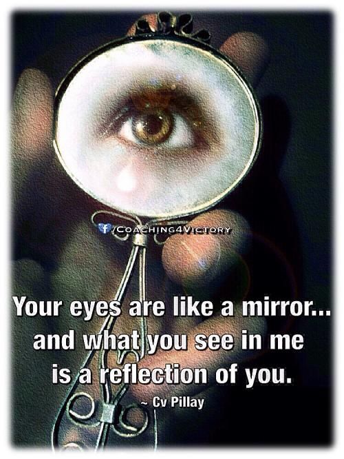 Quotes About Mirrors And Reflections Quotesgram By At Quotesgram