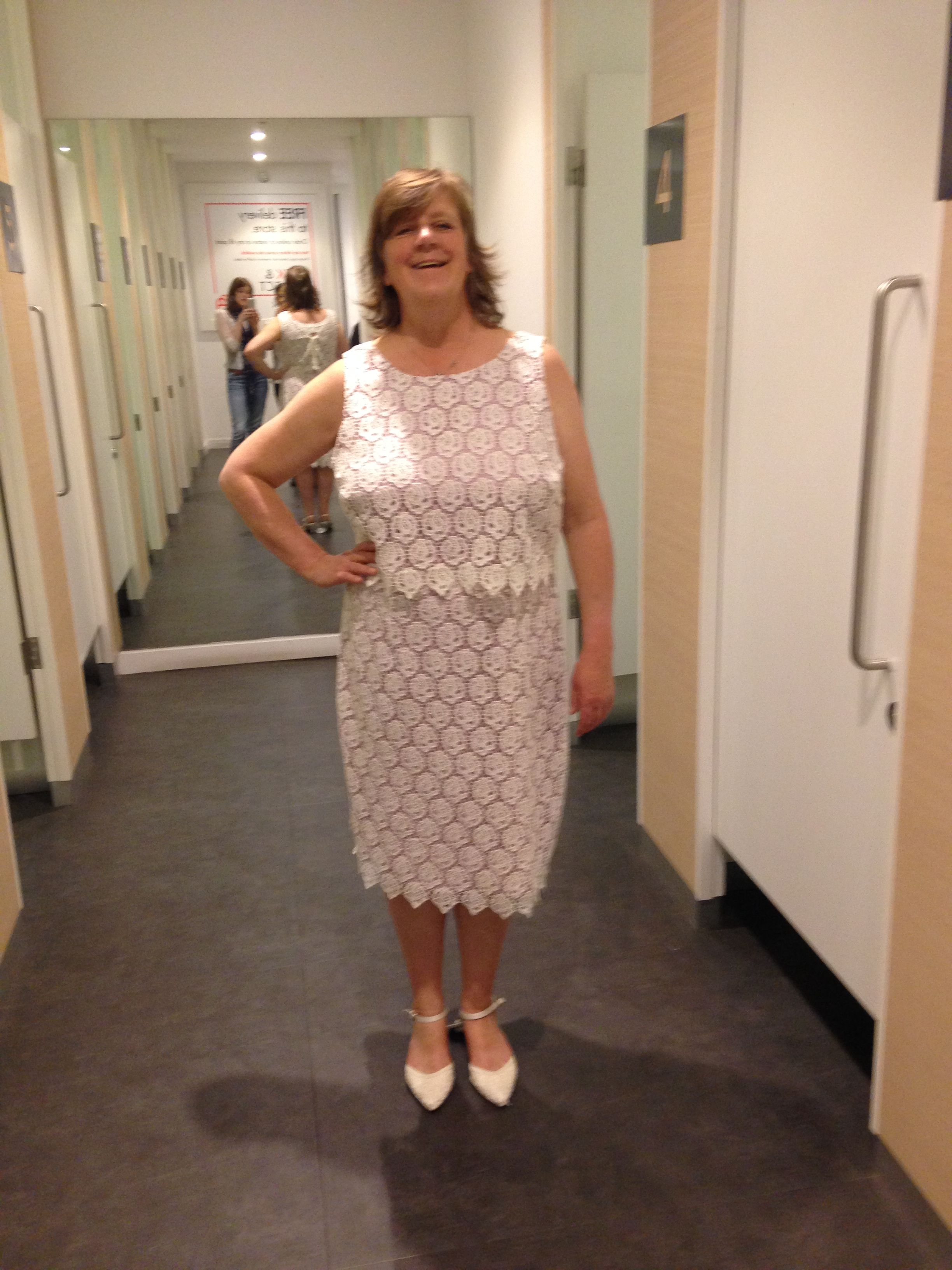 Mum Wedding Outfit