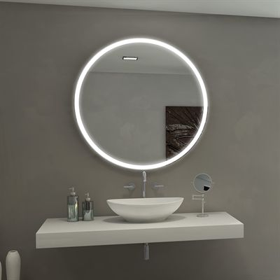 Paris Mirror GALA Galaxy Illuminated Mirror Decor Mirrors - Commercial grade bathroom fixtures