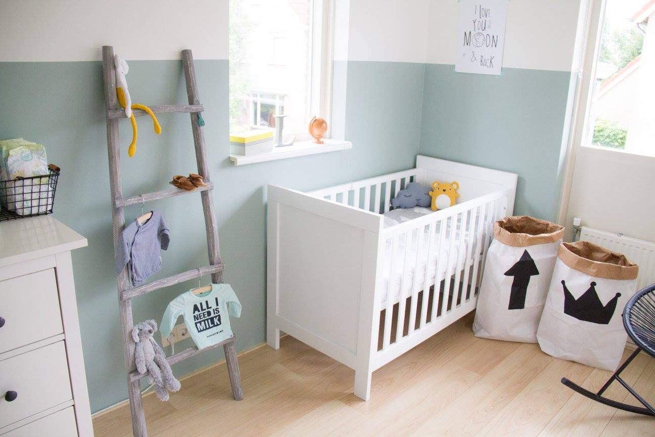 Loods 5 Kinderkamer Babykamer Boy Early Dew Z8 Loods 5 Jongen Nursery Kinderkamer