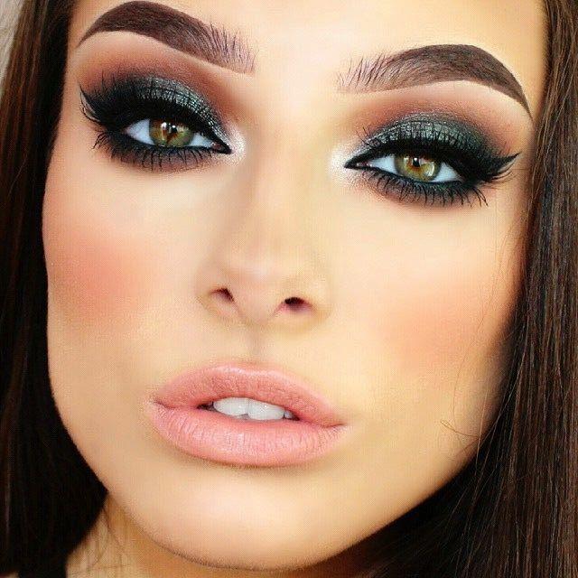 Eye Makeup Tips For Hazel Eyes And Black Hair Cosmeticstutor