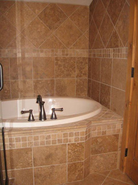 Niletiles Net Small Bathroom Travertine Bathroom
