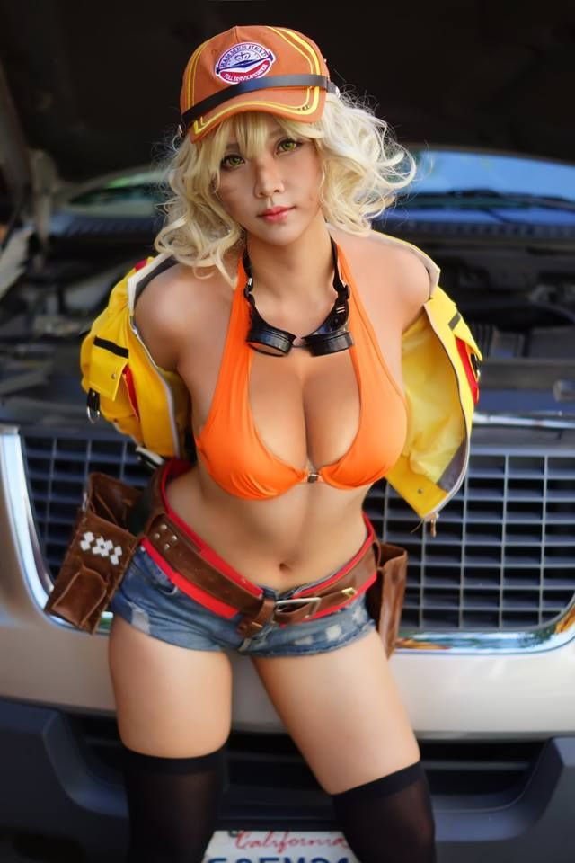 Vrcosplayxcom fuck cindy aurum in final fantasy xxx parody
