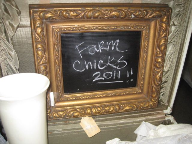 forever*cottage: my happy place...{aka} The Farm Chicks!