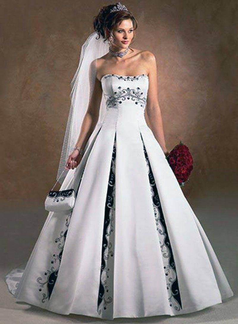 Aesthetic Unique Wedding Dresses Ideas Dressizer Online Wedding Dress Black Wedding Dresses Discount Wedding Dresses [ 1088 x 800 Pixel ]