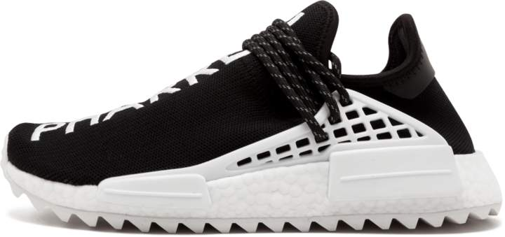 0ed3918b4 Adidas PW X CC HU NMD Core Black Core White  CHANEL  in 2019 ...