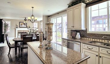 Richmond American Homes - Philadelphia traditional kitchen