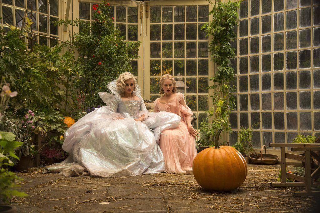 Cinderella 2015 Godmother Dress Cinderella Movie Cinderella 2015
