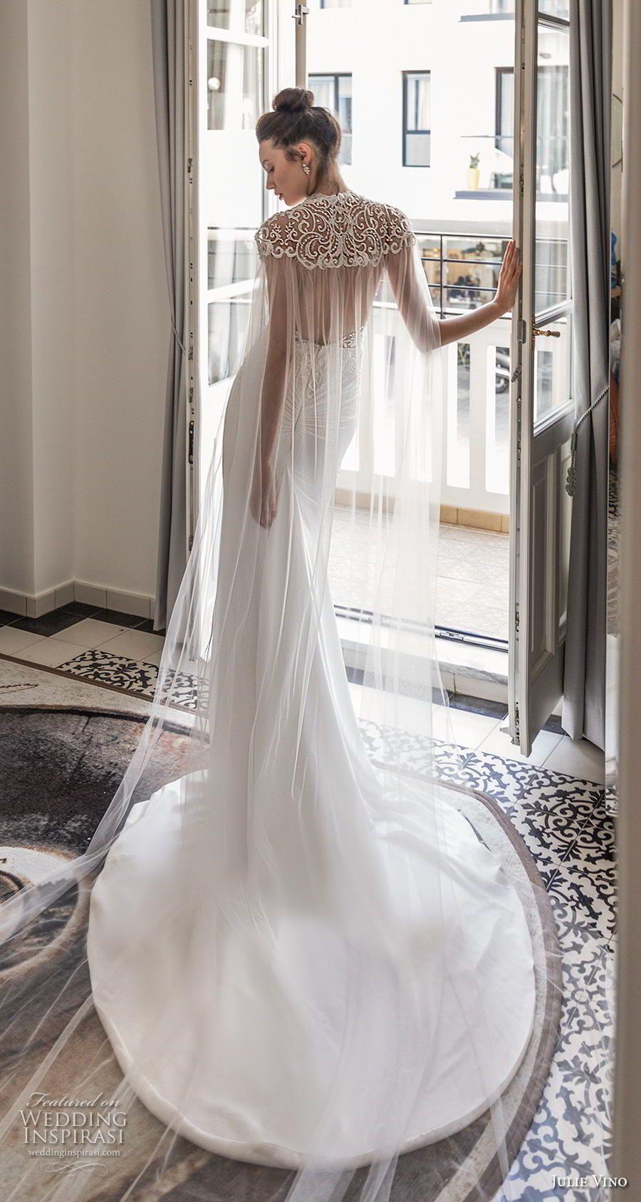 Romanzo By Julie Vino 2020 Wedding Dresses The Royal Bridal Collection Wedding Inspirasi 2020 Wedding Dresses Short Bridal Dress Wedding Dresses [ 1688 x 900 Pixel ]