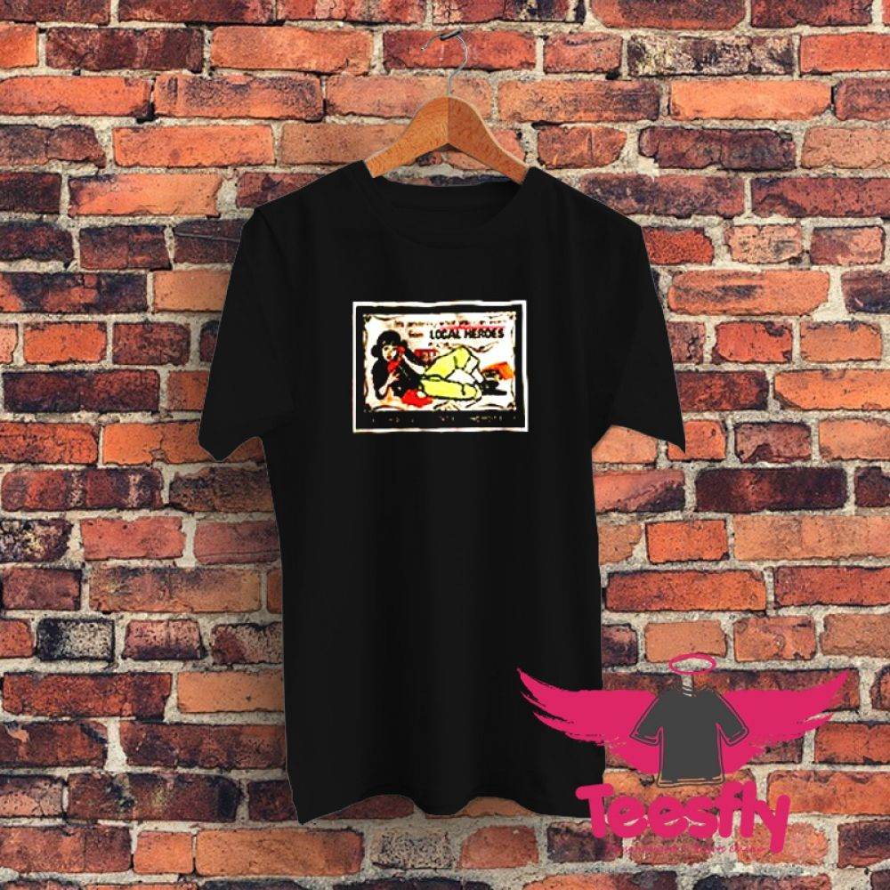 d68182d4a Calling All Local Heroes Graphic T-Shirt On Sale Price  14.50  tees