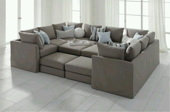 Huge Sofa Sectional Sofa Comfy Deep Sectional Sofa Comfortable