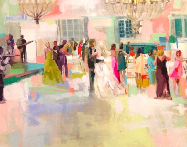 teil duncan having teil duncan come to my wedding and live paint my reception