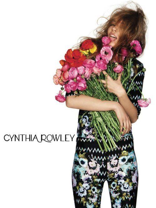 Cynthia Rowley.