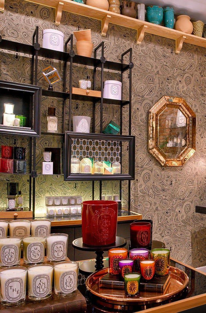 diptyque toulouse shops design de magasin de caf. Black Bedroom Furniture Sets. Home Design Ideas