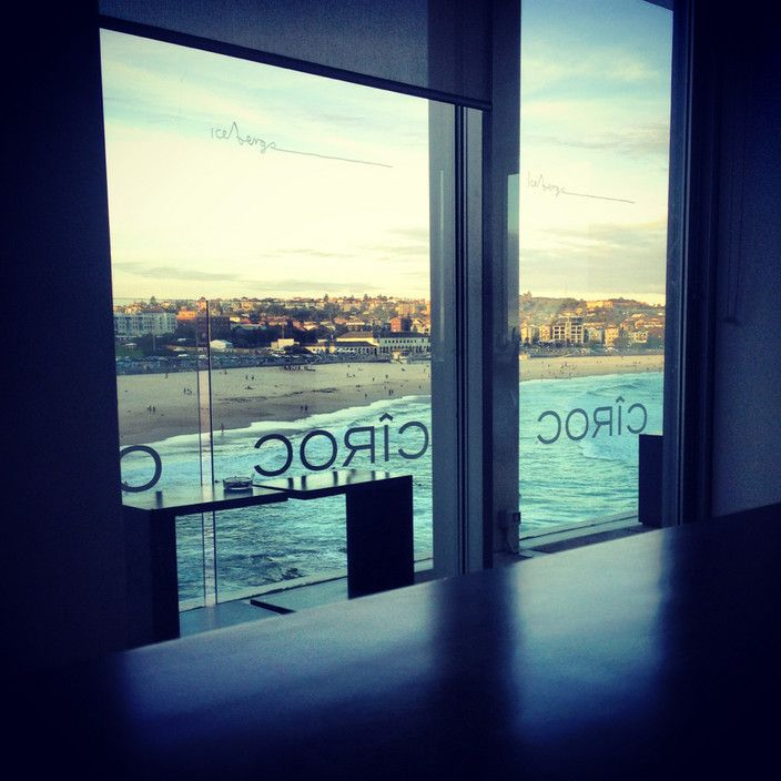 Icebergs Dining Room U0026 Bar, Bondi Beach NSW #sydney #bondi #view