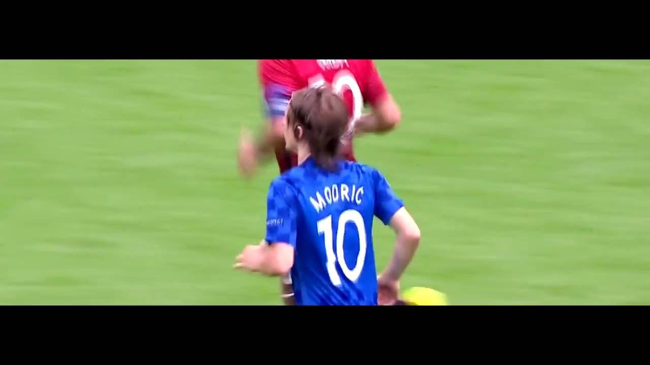 Luka Modrić preformance vs Turkey