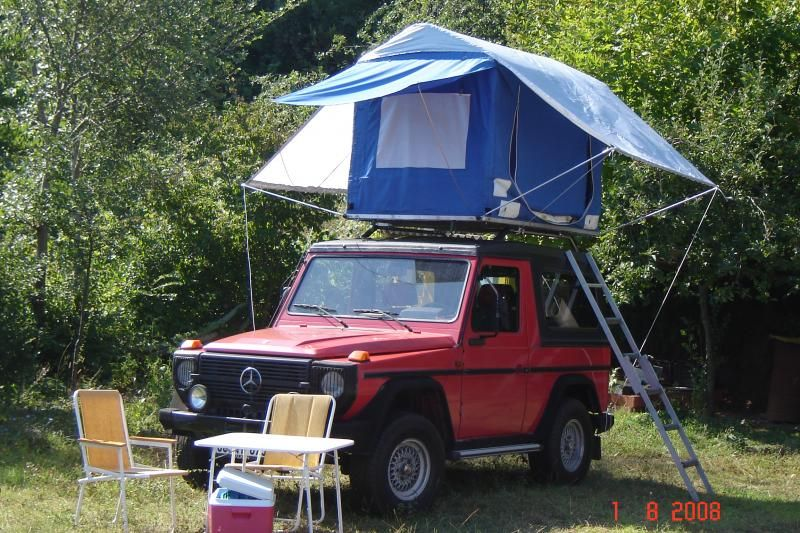 Great For TravelingOur Company manufactured the u0027EM?NENTu0027 Car Roof Top Tents for c&ers and outdoors people.The u0027EM?NENTu0027 Car Roof Top Tents are free ... & best vans for camping | Of course Land Rovers and roof-tents go ...