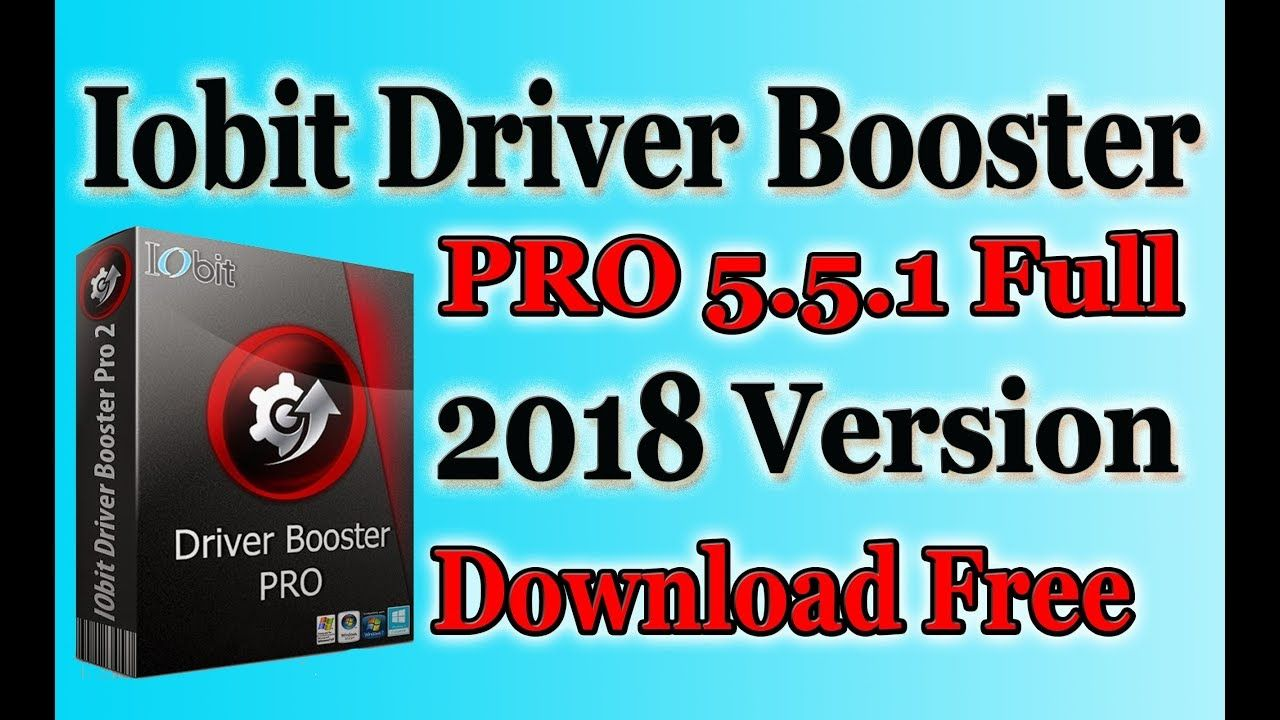 driver booster 5 licence key 2018