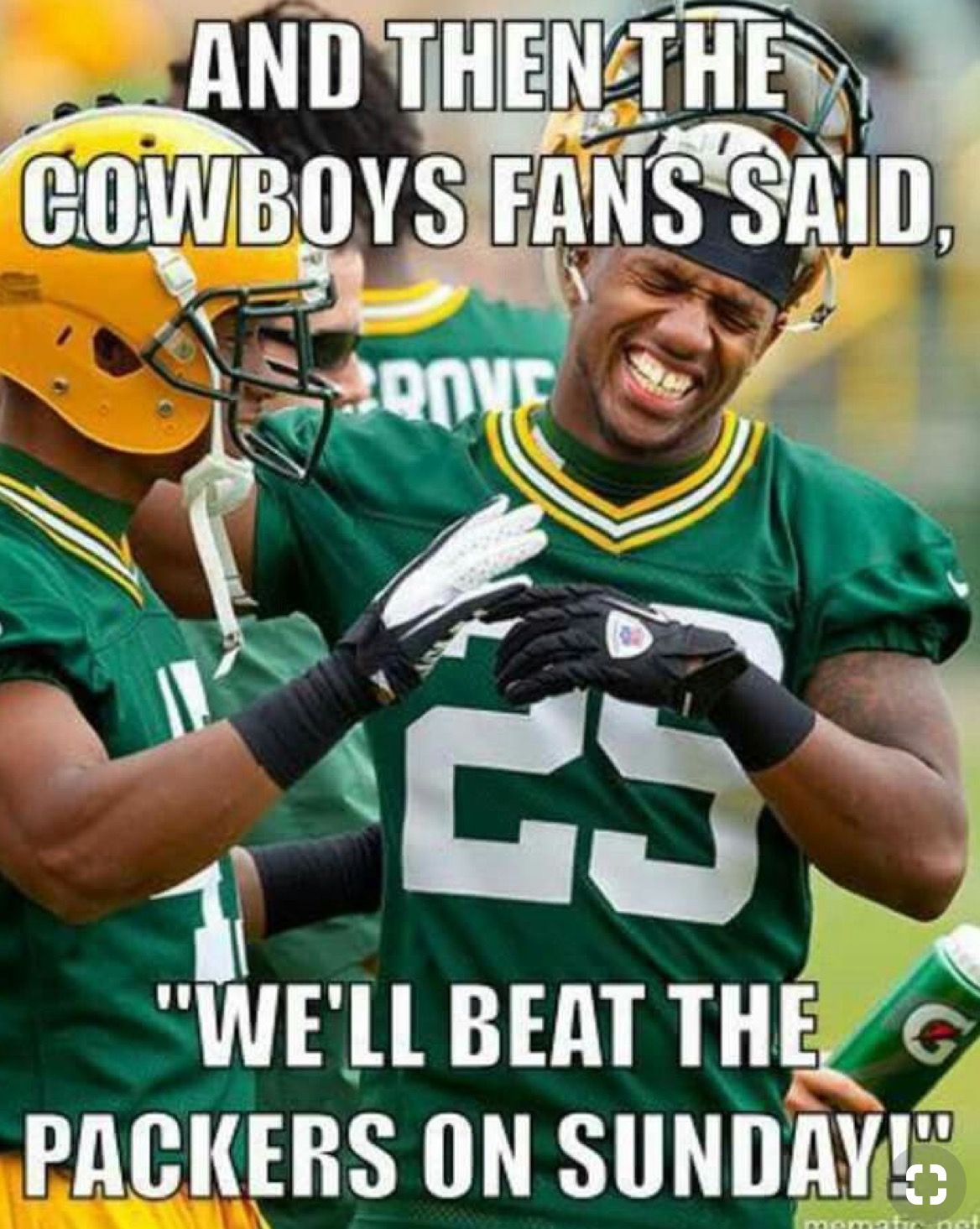 Pin By Cameryn Filer On My Packers Packers Memes Green Bay Packers Fans Green Bay Packers
