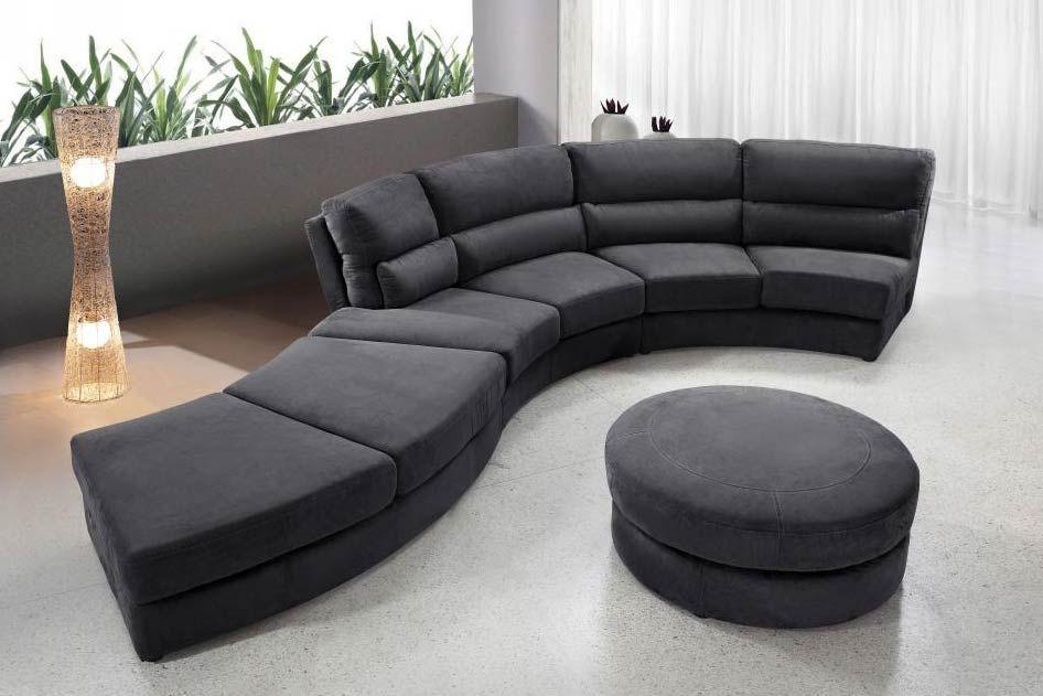 2 Sofa Sectional Sofa Circular Sectional Sofa