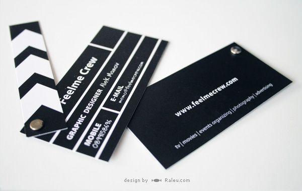 21 More Creative Business Card Designs Business Cards Creative Clever Business Cards Business Card Design Creative