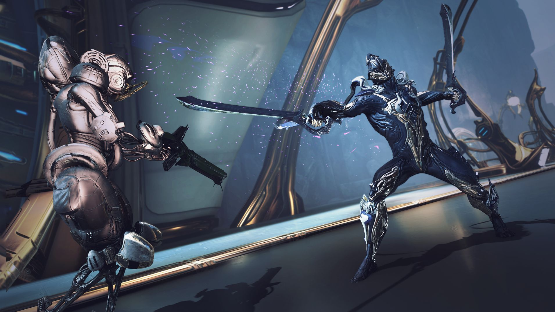 Warframe is coming to PS5 and Xbox Series X in 2020 Xbox
