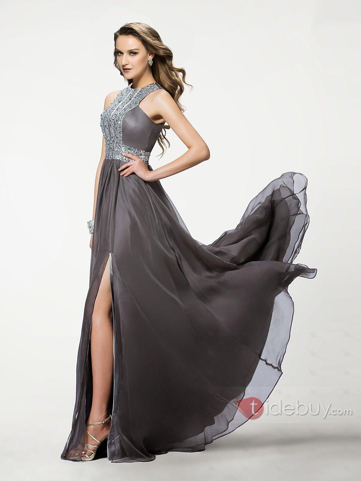 60337f42fff60 Vestidos de noche formales para señoritas