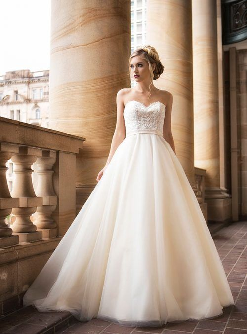 DAVINA - Mia Solano - Wedding dress