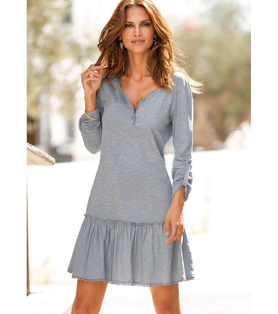 Atractivos vestidos cortos de verano tendencias amanda blusas y