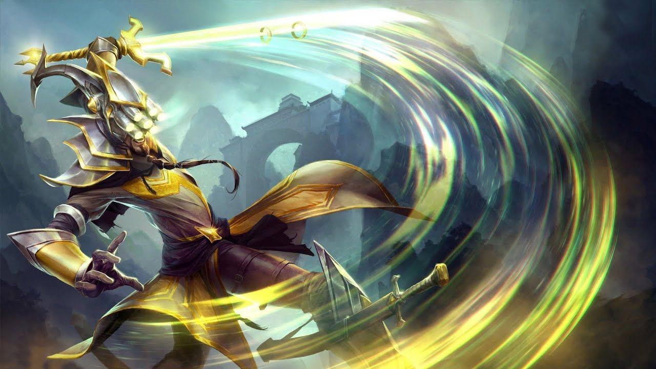 Master Yi Lol League Of Legends Wallpaper 4k League Of Legends Lol League Of Legends Champions League Of Legends