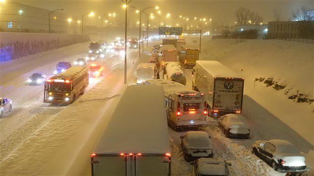 كيبيك عاصفة ثلجية تتحول عاصفة سياسية Montreal Quebec Quebec Winter