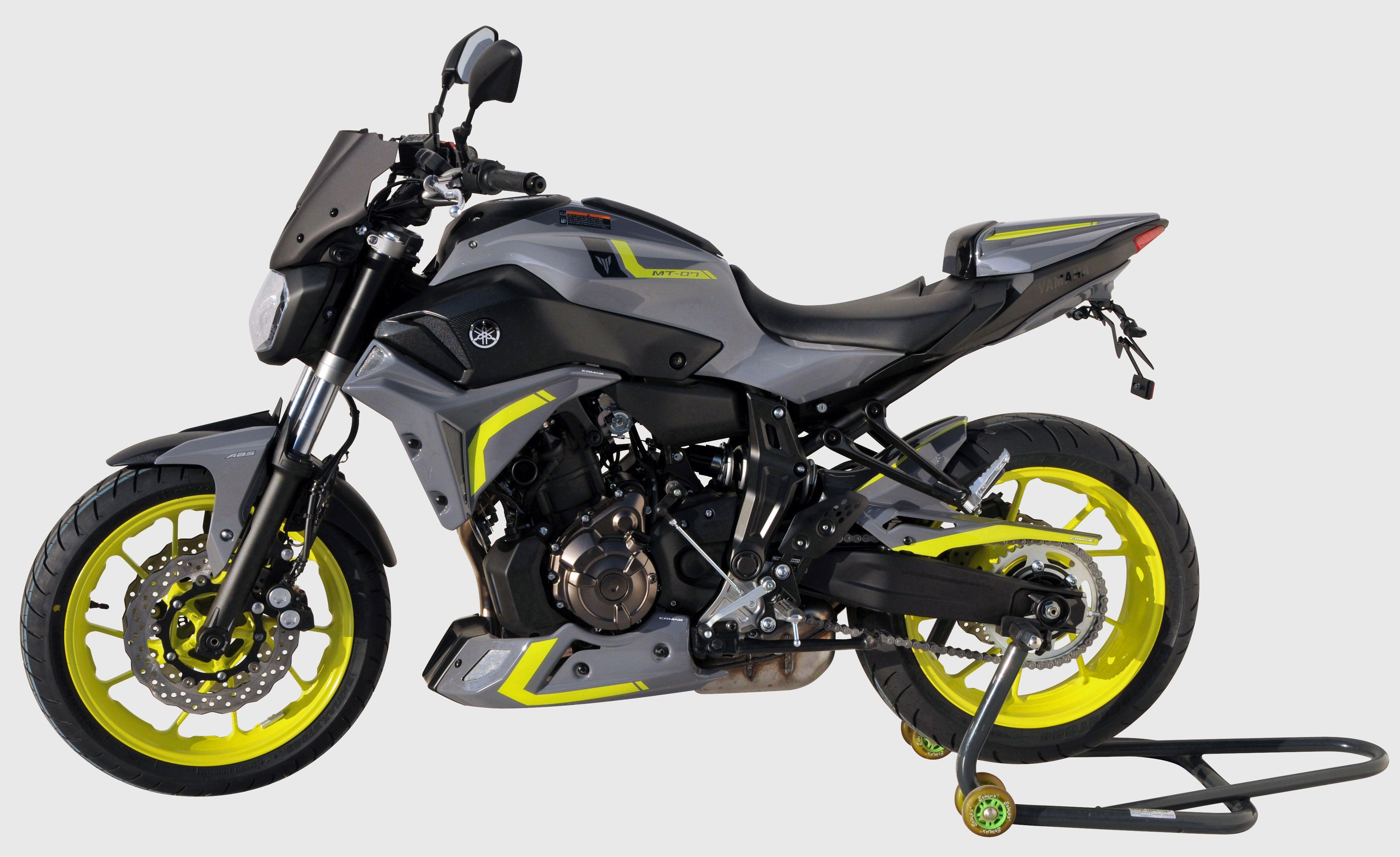 Yamaha Mt 07 2014 2016 Idees Velo Motos Course Moto