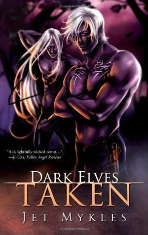 Girl violent erotic dark elf