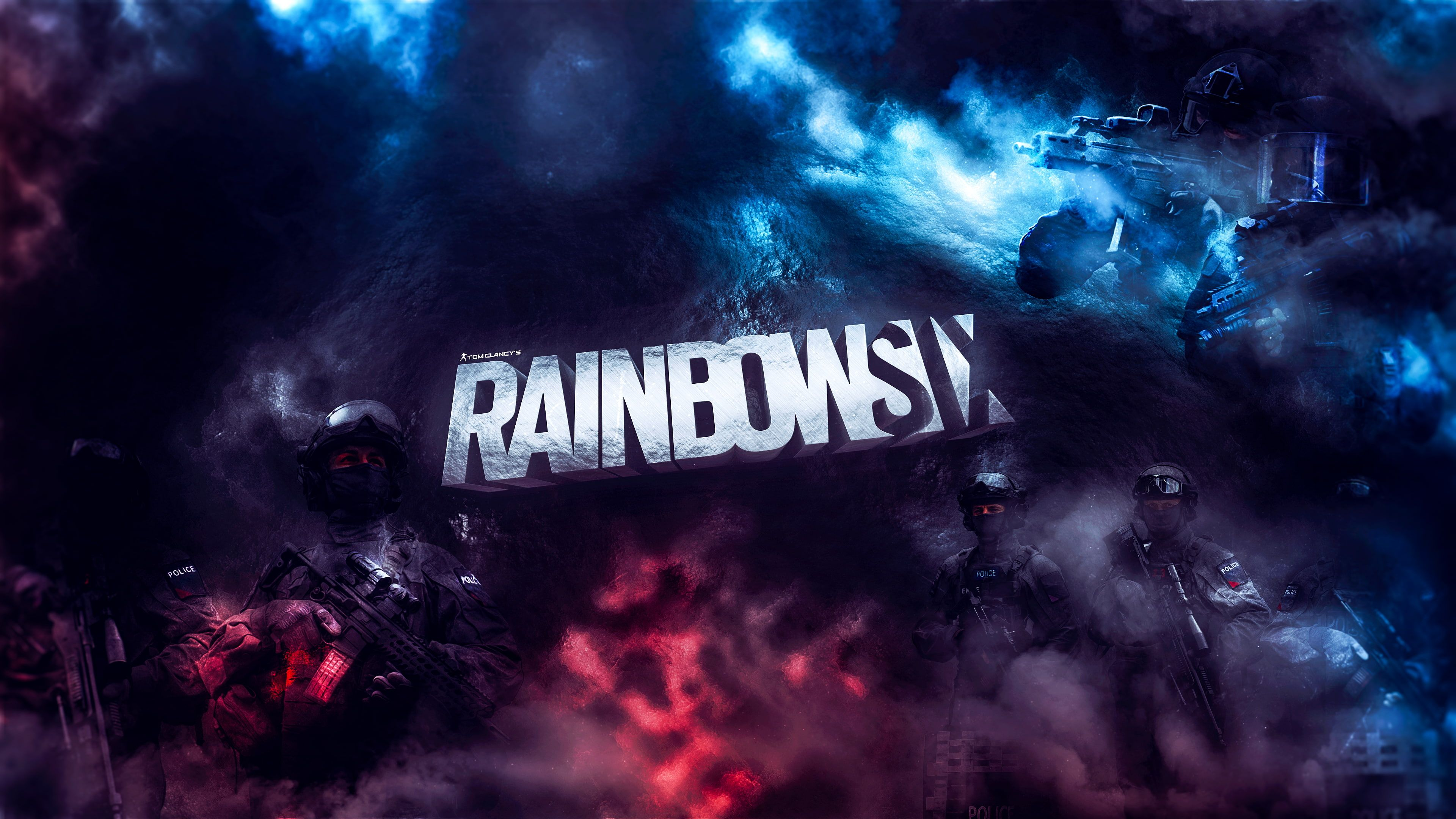 Rainbow 6 Siege Video Games Games Posters Games Art Game Logo
