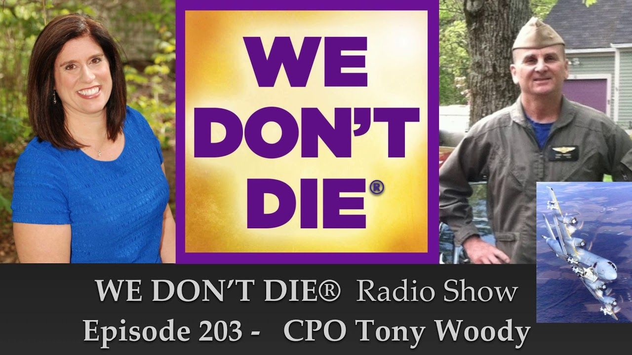 Episode 203 US Navy Chief Petty Officer Tony Woody Shares