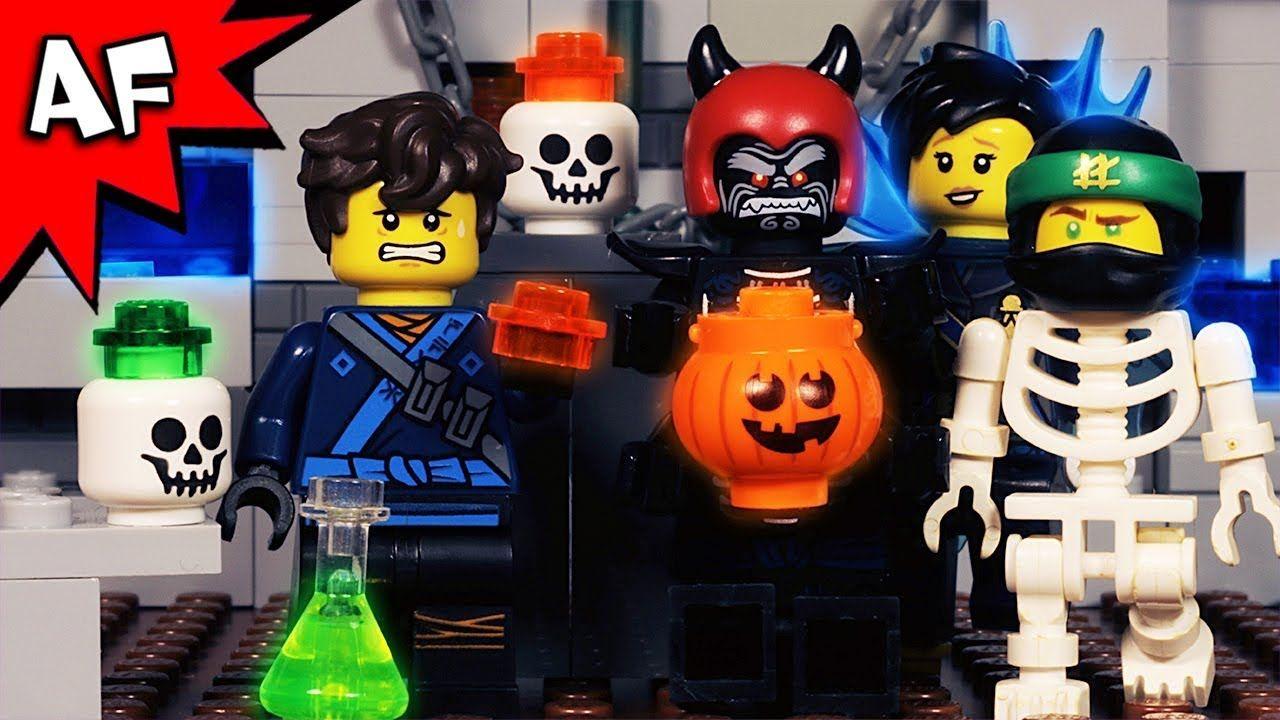 lego ninjago halloween part 1